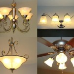 Lighting and Ceiling Fan Package